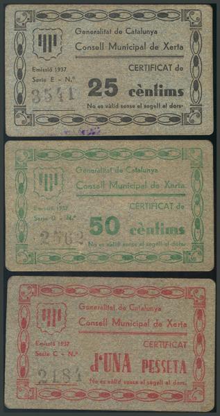 313 - Billetes Guerra Civil
