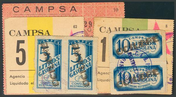 314 - Billetes Guerra Civil