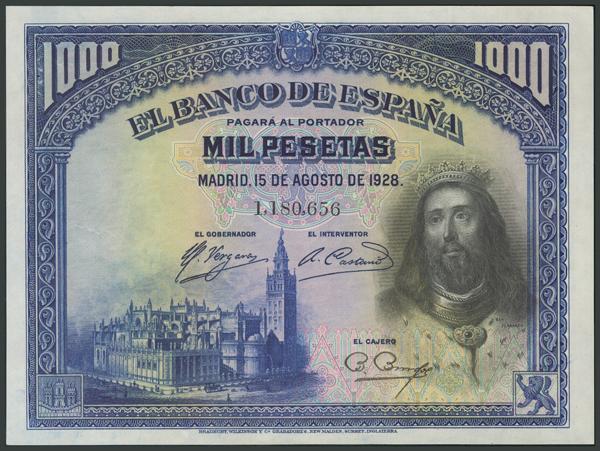 42 - Billetes Españoles