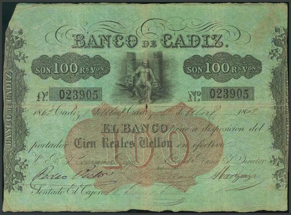 4 - Billetes Españoles