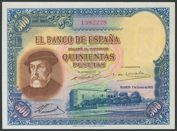 51 - Billetes Españoles