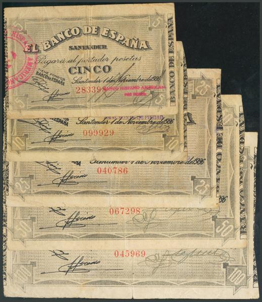 58 - Billetes Españoles