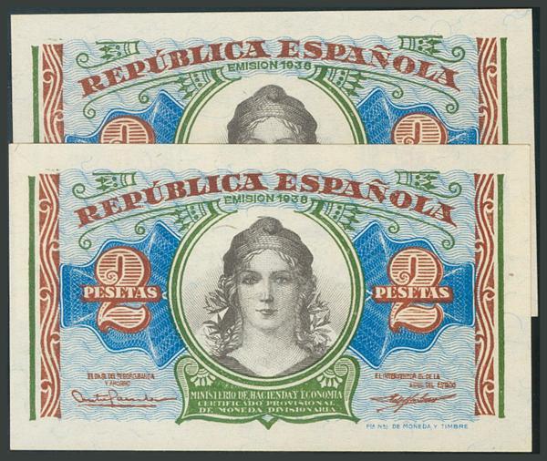 63 - Billetes Españoles