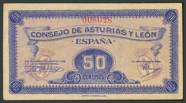 64 - Billetes Españoles