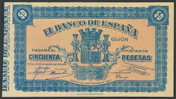 67 - Billetes Españoles