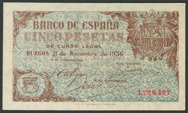 69 - Billetes Españoles