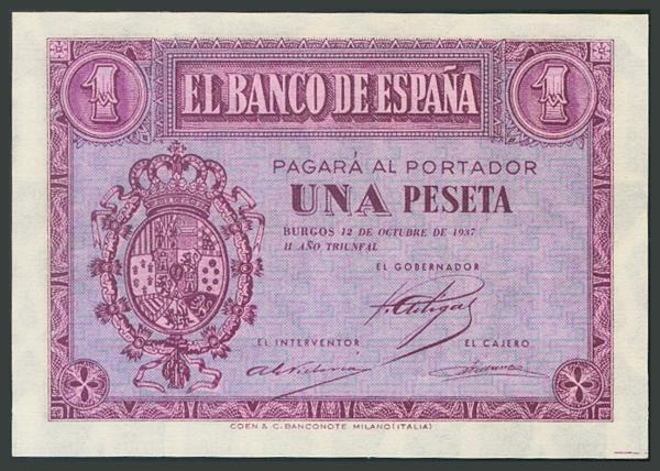 83 - Billetes Españoles