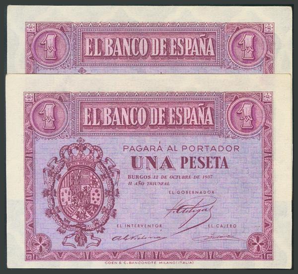 85 - Billetes Españoles