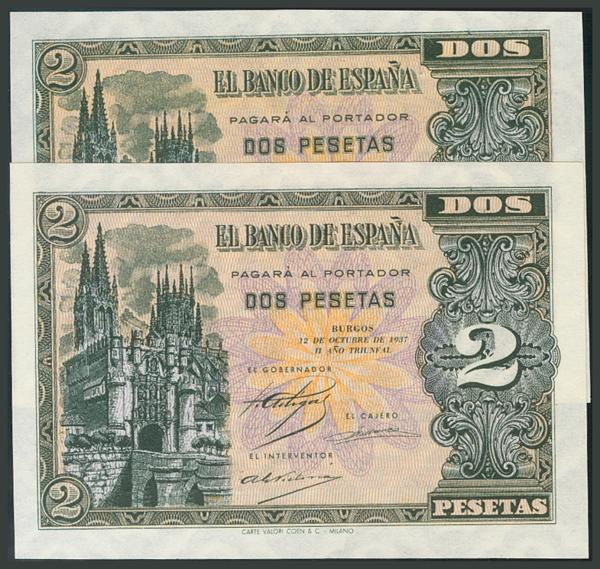88 - Billetes Españoles