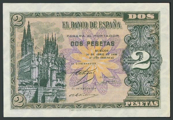 93 - Billetes Españoles