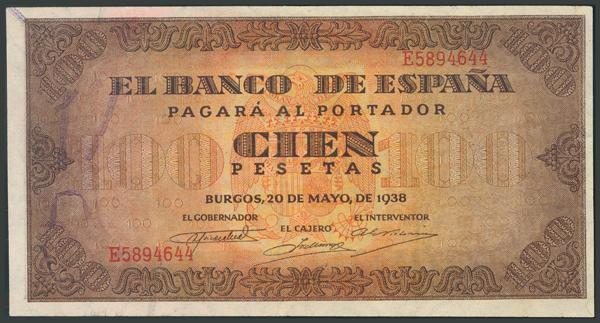 98 - Billetes Españoles
