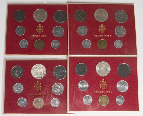 1001 - Monedas extranjeras
