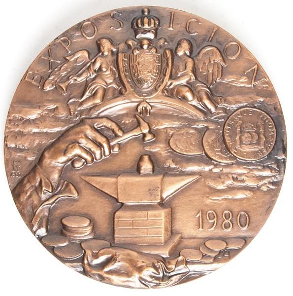 1018 - Medallas