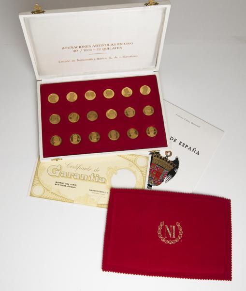 1019 - Medallas