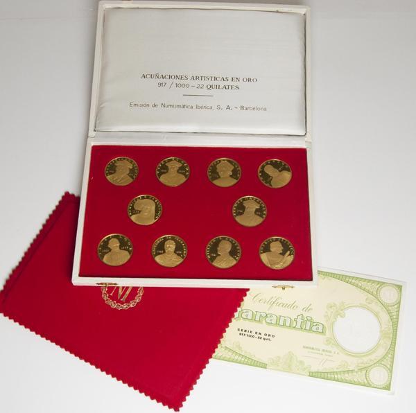 1020 - Medallas