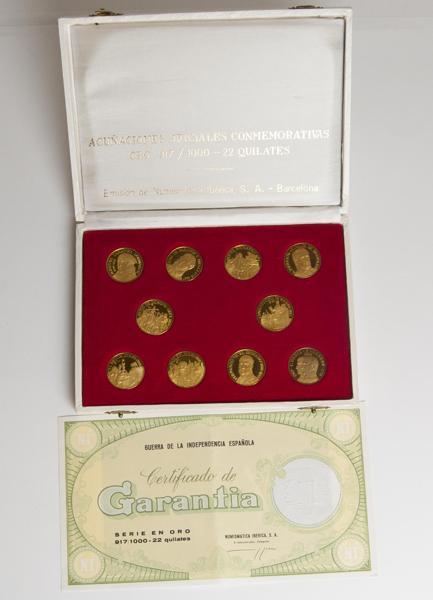 1022 - Medallas