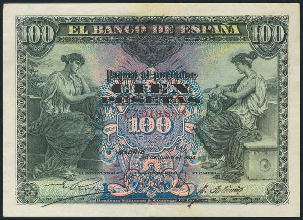 1043 - Billetes Españoles