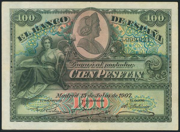 1046 - Billetes Españoles