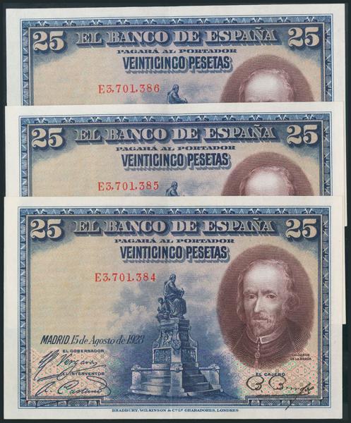 1048 - Billetes Españoles