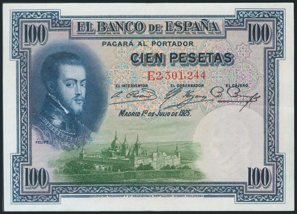 1050 - Billetes Españoles
