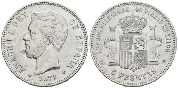708 - Centenario de la Peseta