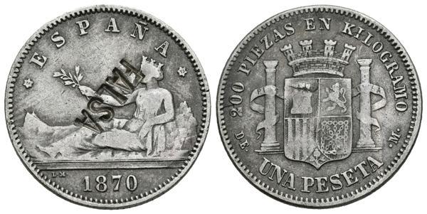 711 - Centenario de la Peseta