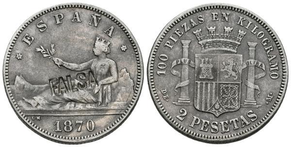 714 - Centenario de la Peseta