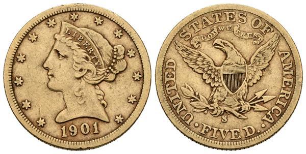 871 - Monedas extranjeras