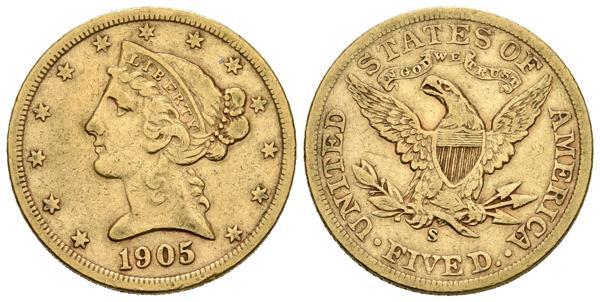 872 - Monedas extranjeras