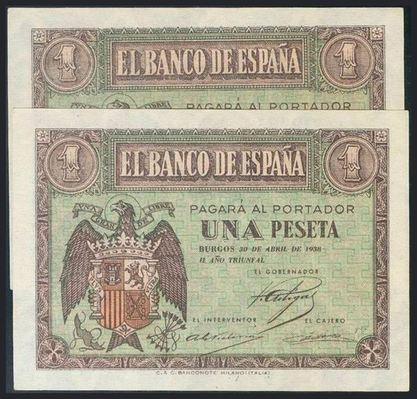 1000 - Billetes Españoles