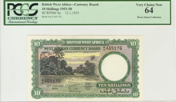 1207 - Billetes Extranjeros