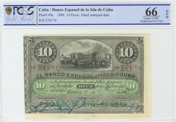 1220 - Billetes Extranjeros