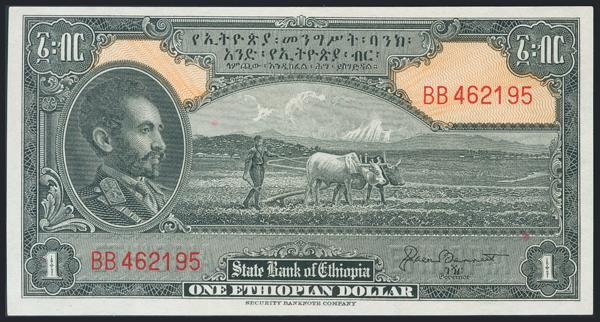 1225 - Billetes Extranjeros