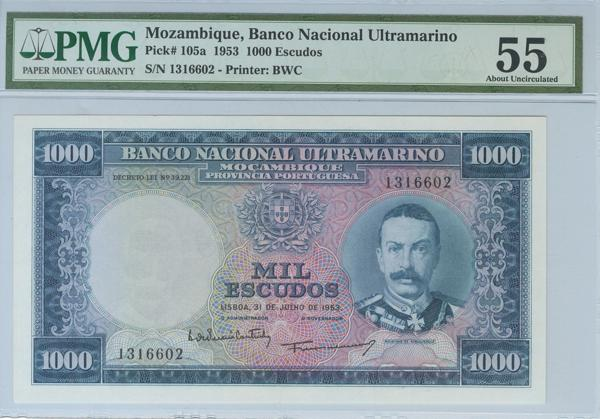 1249 - Billetes Extranjeros