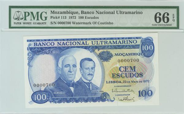 1252 - Billetes Extranjeros