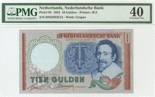 1256 - Billetes Extranjeros