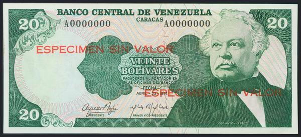 1270 - Billetes Extranjeros