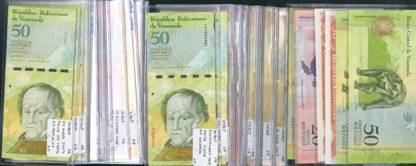 1275 - Billetes Extranjeros
