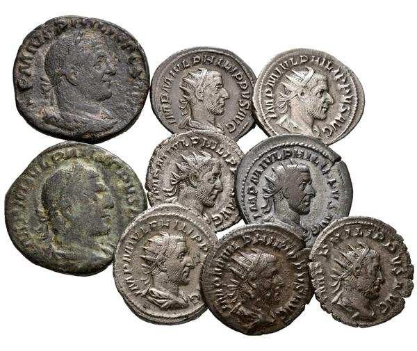 1287 - Lotes y Colecciones