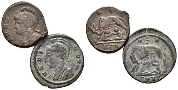 1288 - Lotes y Colecciones