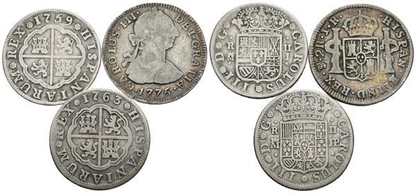 1297 - Lotes y Colecciones