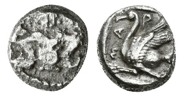 13 - Ancient Greek coins