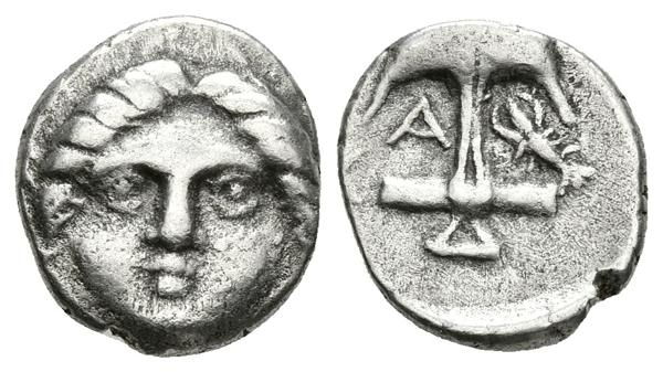1 - Ancient Greek coins