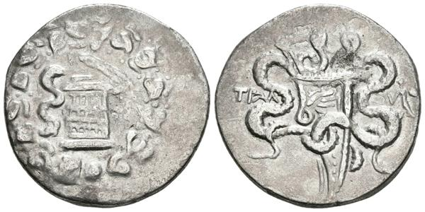 20 - Ancient Greek coins