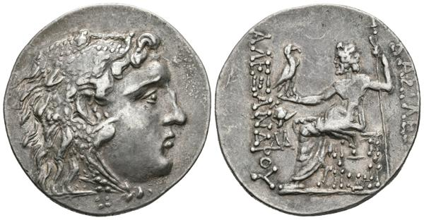 30 - Ancient Greek coins