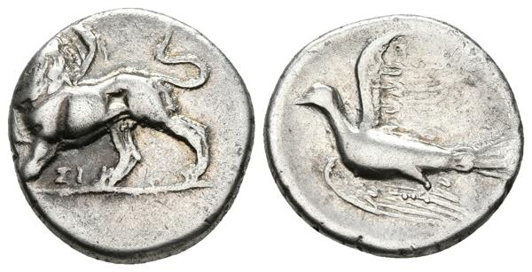 37 - Ancient Greek coins