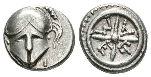 41 - Ancient Greek coins