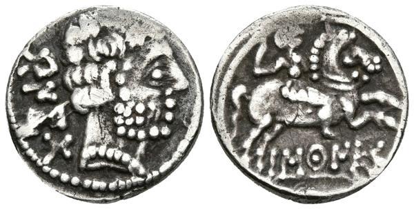 50 - Celtiberian coins