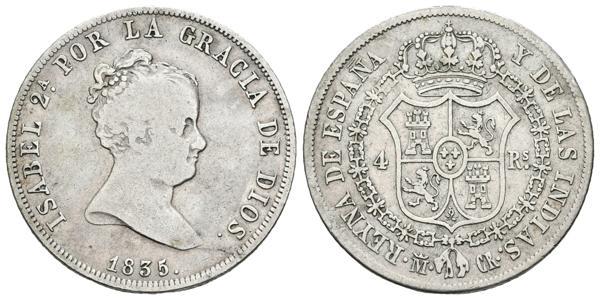 617 - Monarquía Española