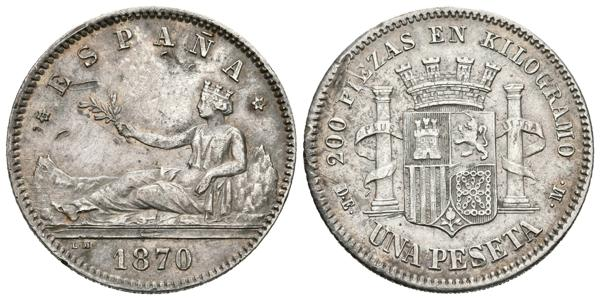 635 - Centenary of the Peseta